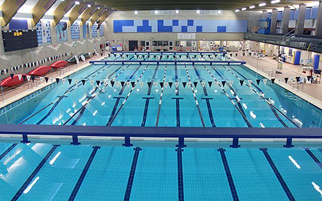 Max Bell Regional Aquatic Centre