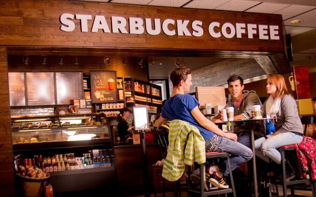 Campus Starbucks